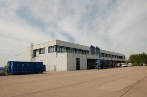 Firma NOWEDA Oberrossau