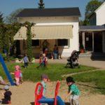 Freigelände Kindertagesstätte Spatzennest Hauptstraße
