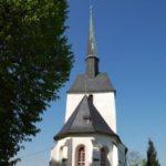 Kirche Niederrossau