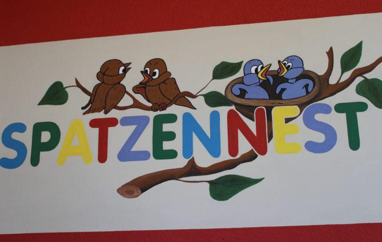 Logo Kita Spatzennest